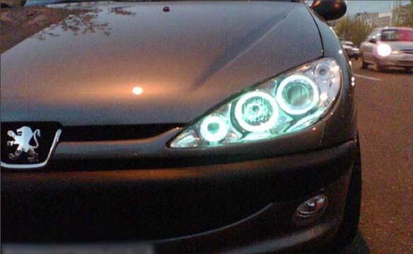 هام لكل السائقين تعرف على سلبيات اضواء الزنون ومضار استخدامها