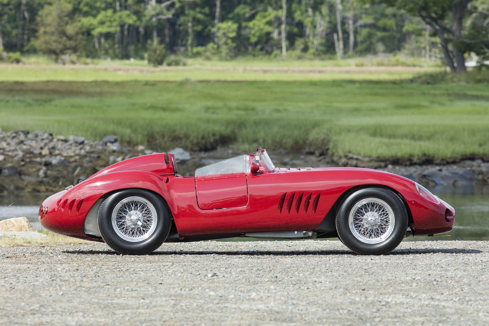 Ex- Fangio Maserati 300-S to be auctioned for a hefty price tag