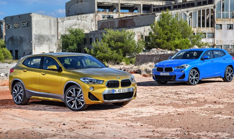 BMW unveils the specifications of the highly anticipated X2