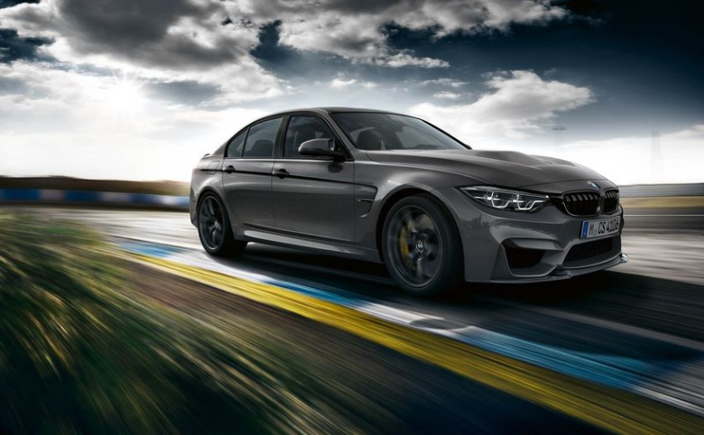 The enhanced BMW M3 CS to be launched as a limited edition variant