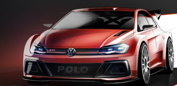 Volkswagen preparing to launch Polo GTI R5 for WRC2 2018 season