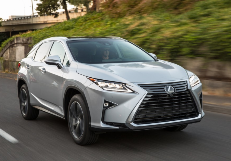 Lexus aims to improve US sales by launching 2018 RX and CX luxury crossovers