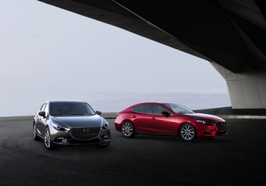 The 2018 Mazda 3: The sedan with a mass appeal