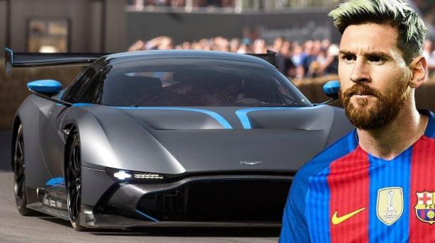 Video: List of amazing luxury cars owned by Lionel Messi