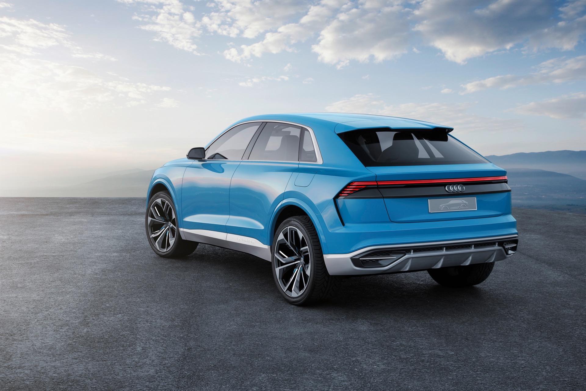 اودي تخطط لاجتياح سوق السيارات 17 طراز جديد في 2018