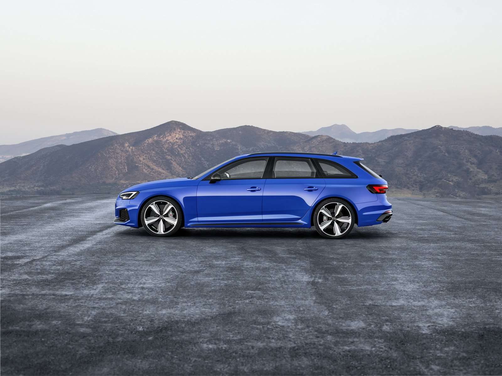 2018 Audi RS4 Avant to revive the old charm of the Audi wagon