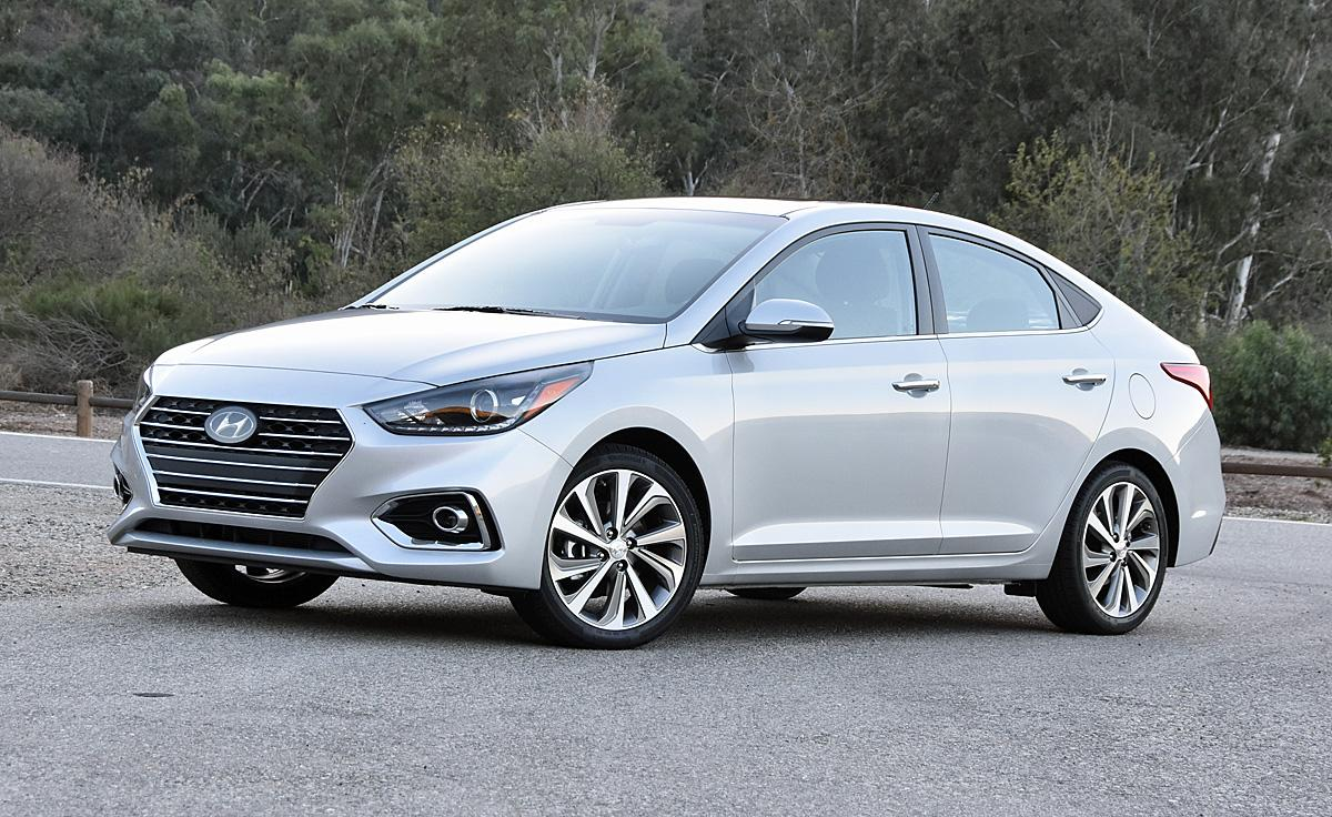 The 2018 Hyundai Accent: A safe car that is also stylish