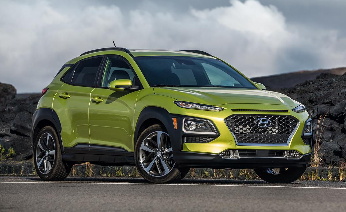 2018 Hyundai Kona: The SUV for the young and the restless