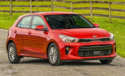 Why the perky 2018 Kia Rio proves to be the best city car in Dubai?