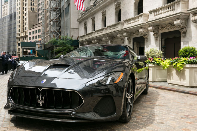 In pictures: 2018 Maserati GranTurismo facelift