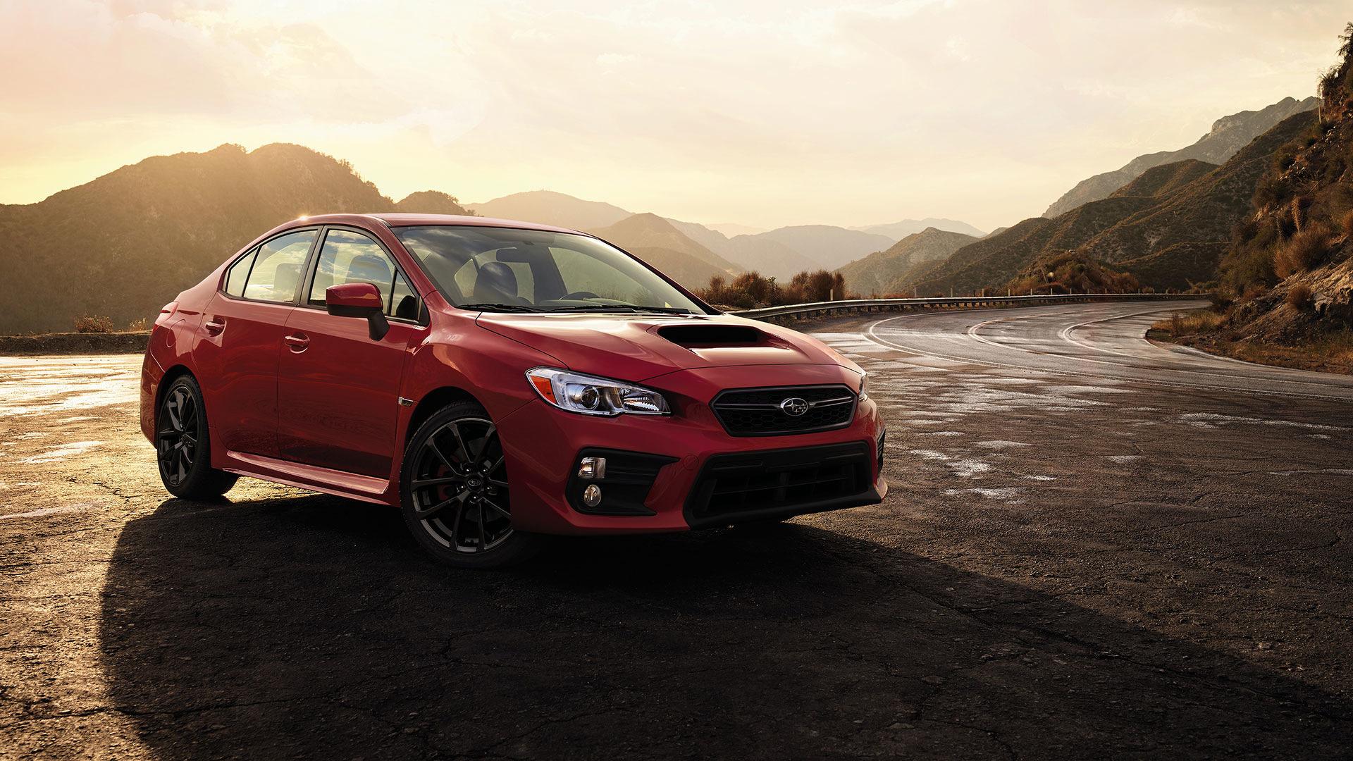 Subaru Viziv hints at the next WRX