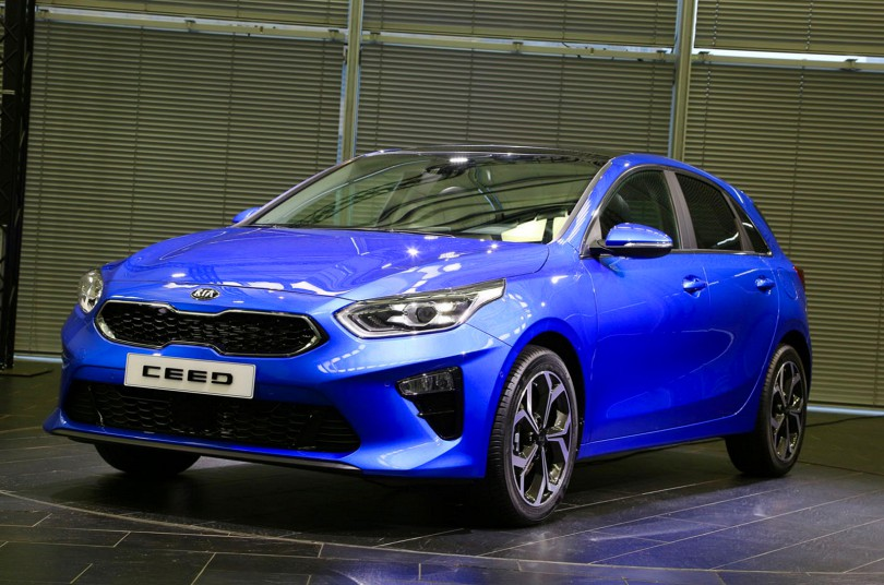 Will the 2018 Kia Creed succeed in going against the competition?