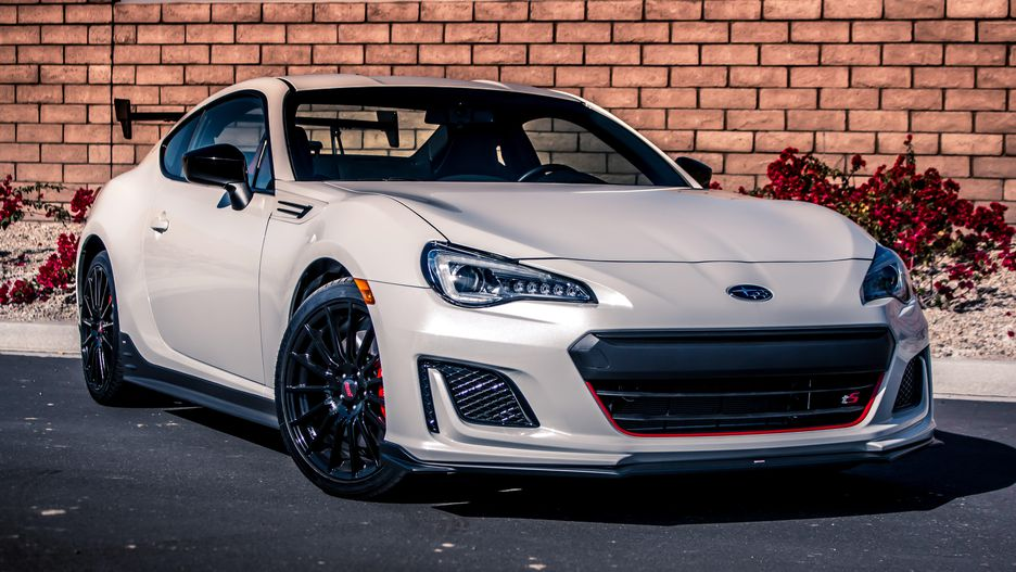 Subaru BRZ tS: The best affordable sports car for the Dubai highways