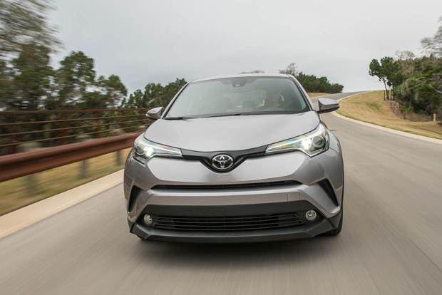 Why will the 2018 Toyota C-HR appeal to unconventional buyers?