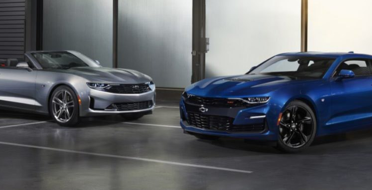 2019 Chevrolet Camaro unveiled along with a turbo trim level