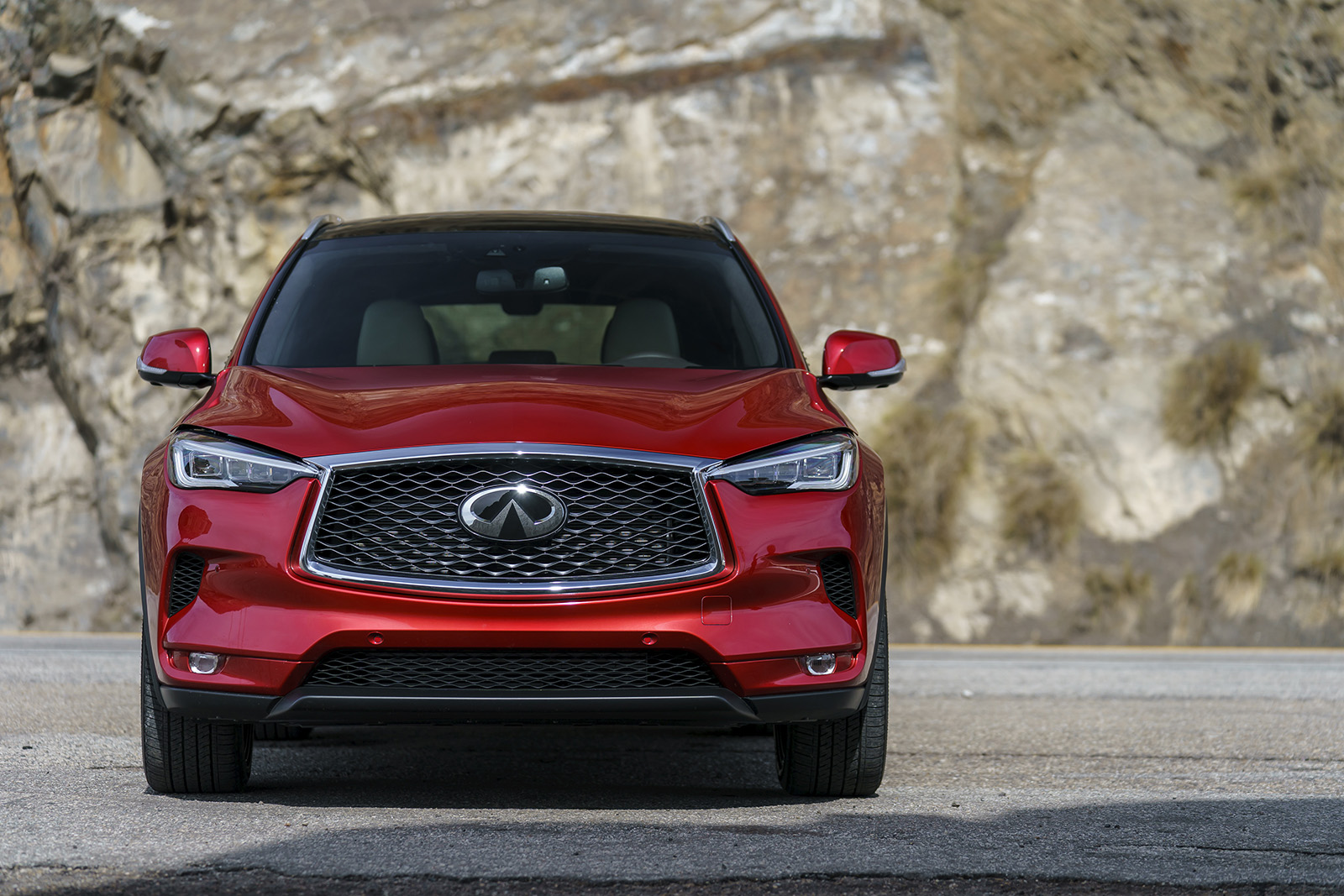 The 2019 Infiniti QX50 test drive results leave everyone impressed