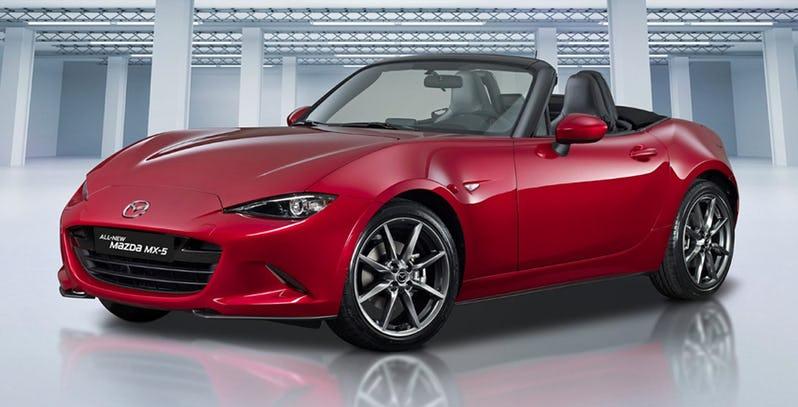 Technical wizardry gives 2019 Mazda MX-5 Miata a power bump
