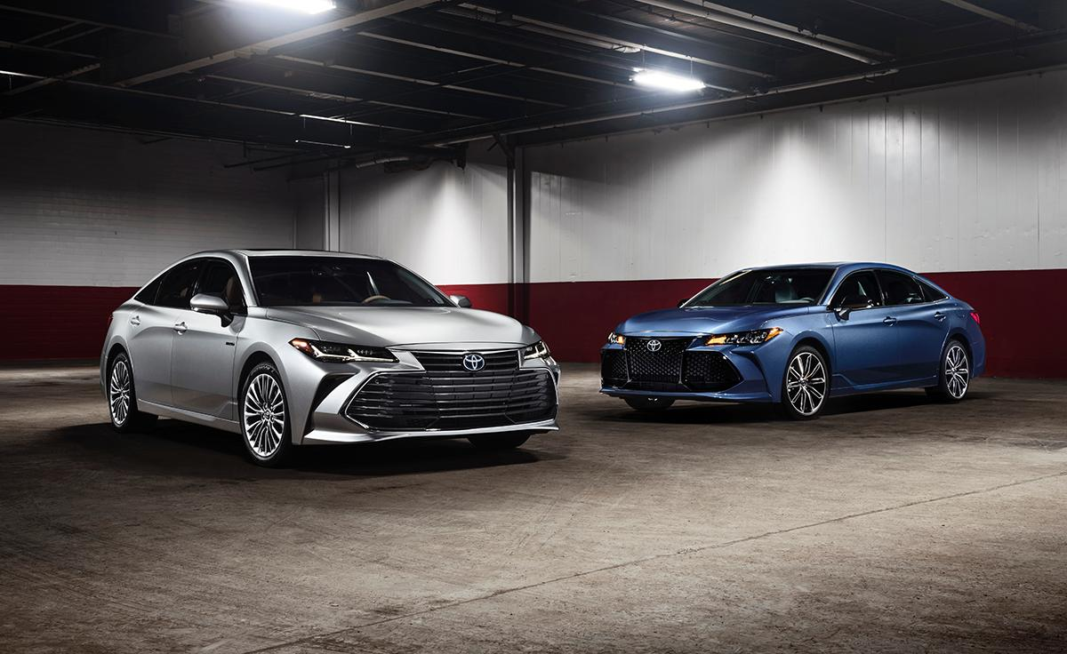 2019 Toyota Avalon gets more premium with new design and features