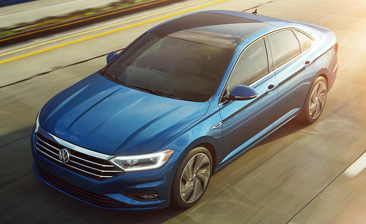 2019 Volkswagen Jetta gets premium features becomes more spacious