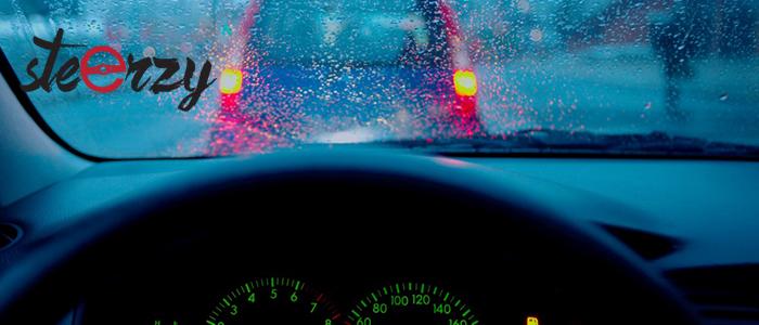 نصائح قد تنقذ حياتك أثناء القيادة فى الشتاء