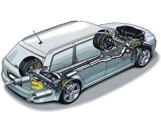 4 قطع هامه ستضعف قوة سيارتك عند تعرضها لأي ضرر