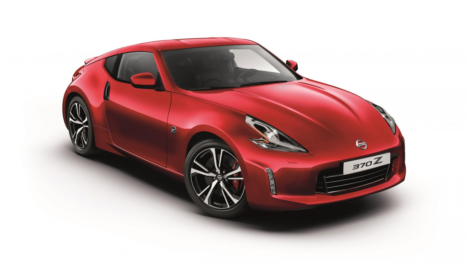Welcoming the New Nissan 370Z with minor upgrades