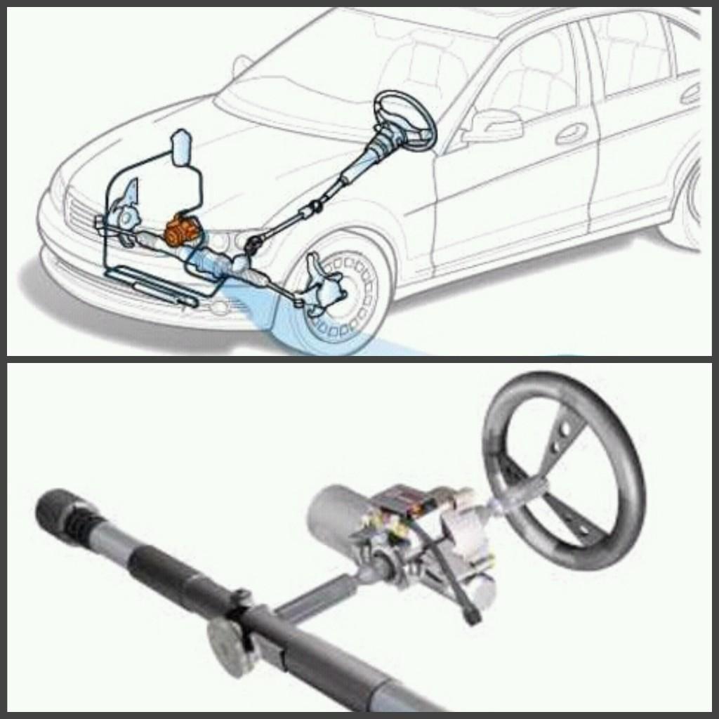 المقود الكهربائي افضل من مقود الهيدروليك