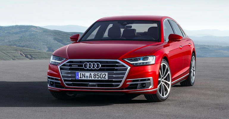 Audi takes a step towards the future with its new Artificial Intelligence tech