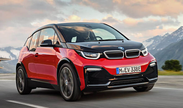 Get set to embrace the Sportier and Faster BMW i3s