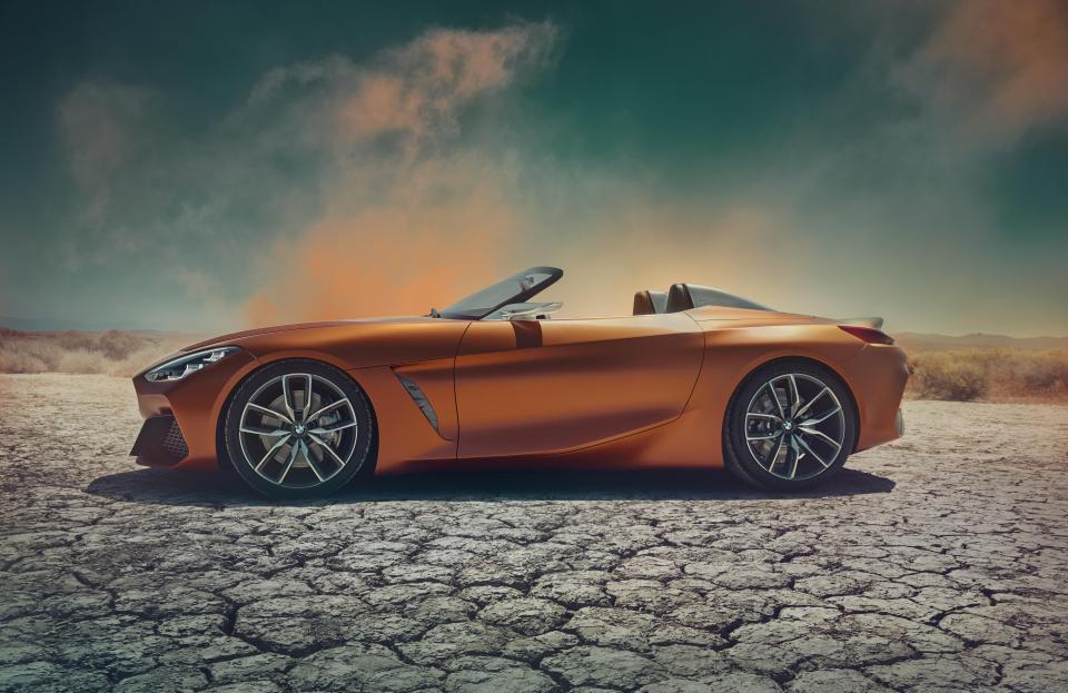 (BMW Z4 )الجيل الجديد من