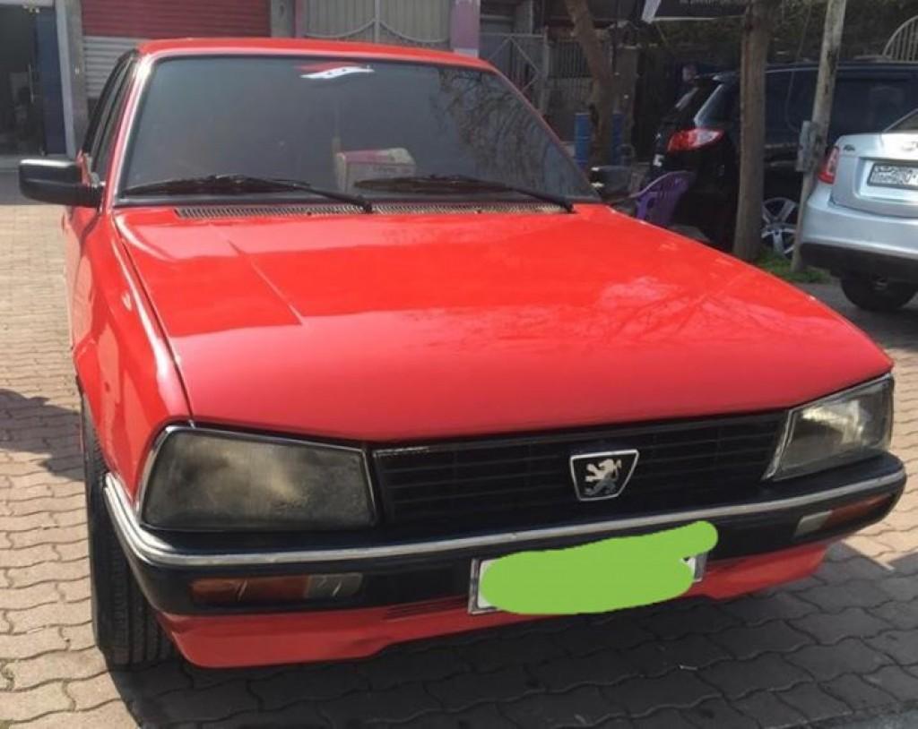 1993 بيجو 505
