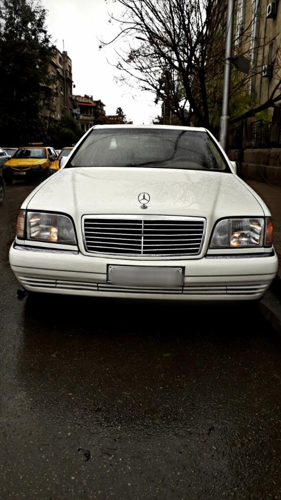 1993 مرسيدس 300/320