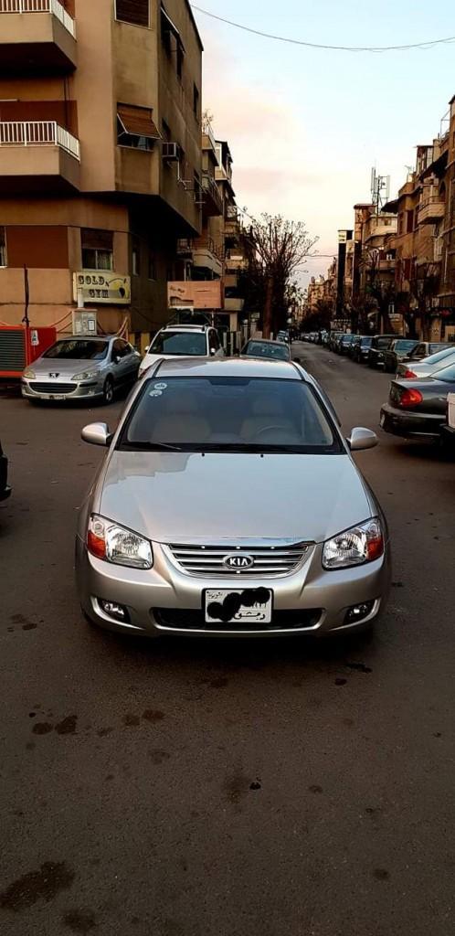 2009 كيا سيراتو