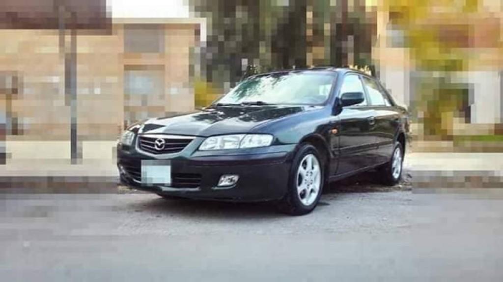 2002 مازدا  626
