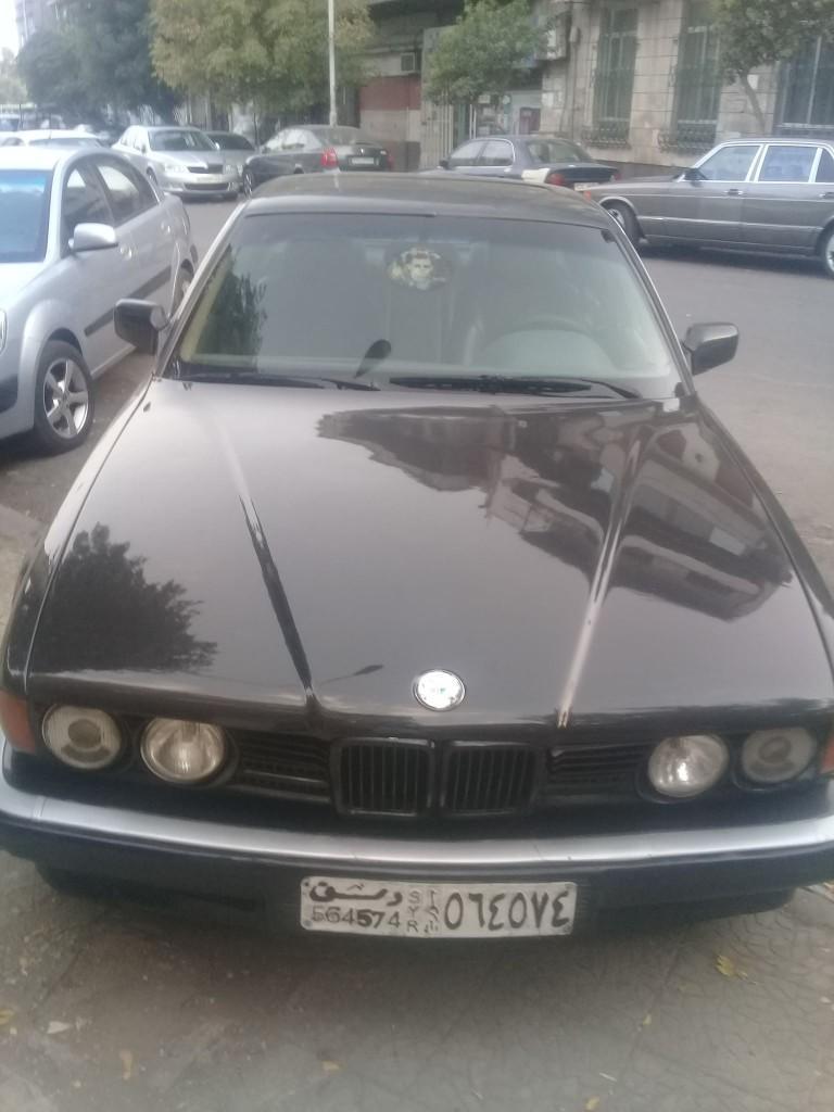 1992 BMW 7-Series