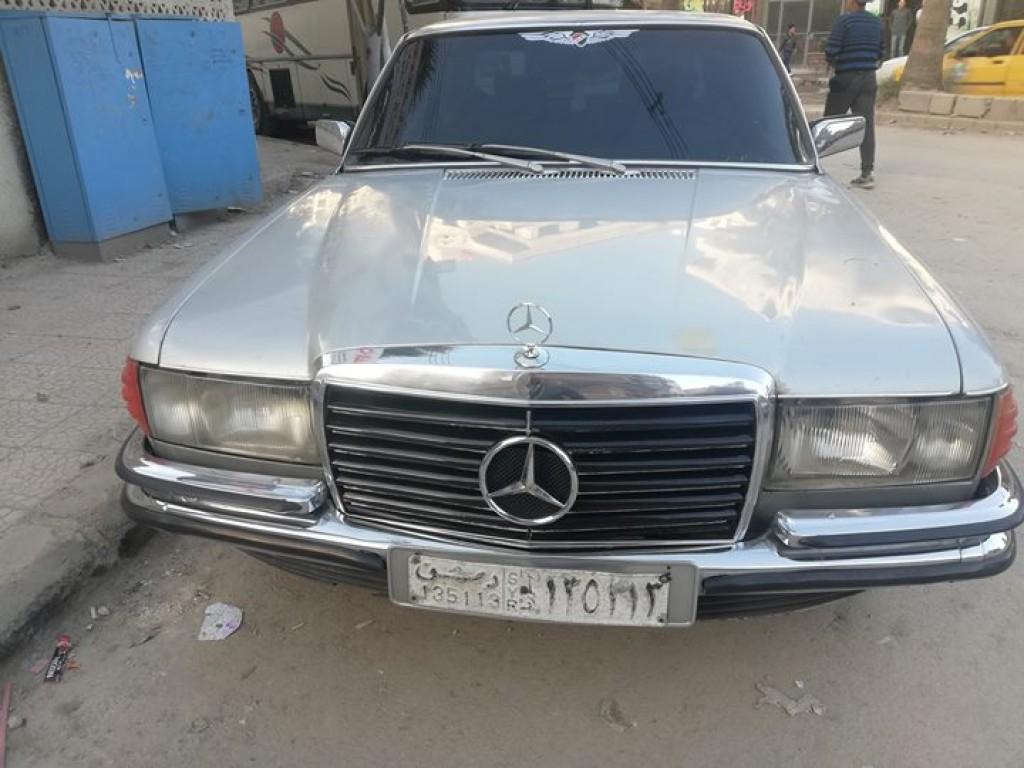 1976 مرسيدس 280