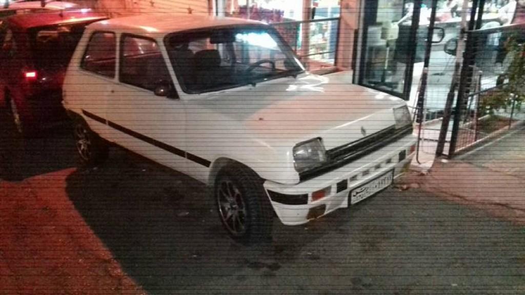1977 Renault 5
