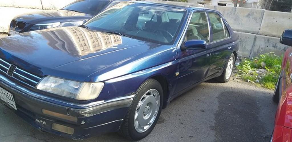 1994 بيجو 604