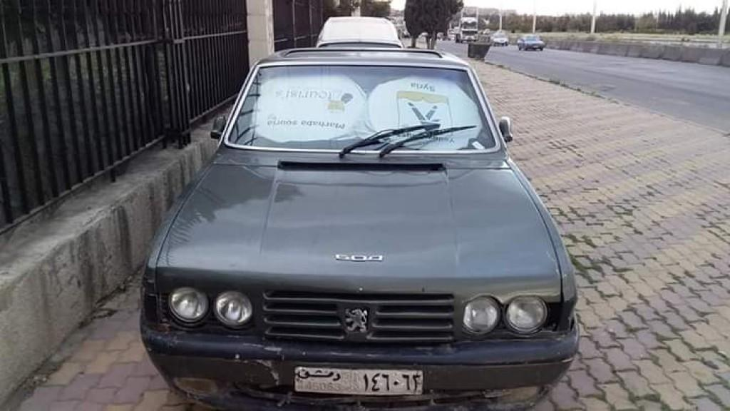 1989 بيجو 604