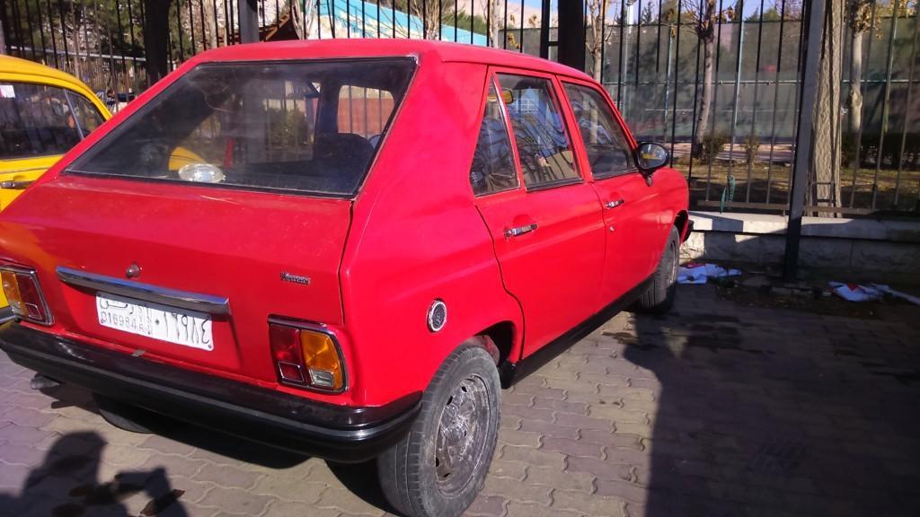 1967 بيجو 104