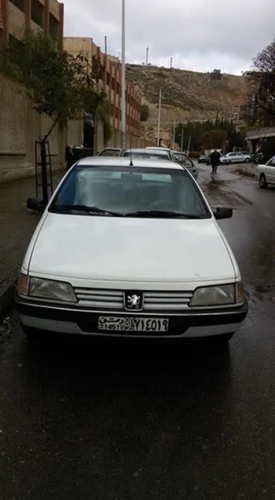 1994 بيجو 405