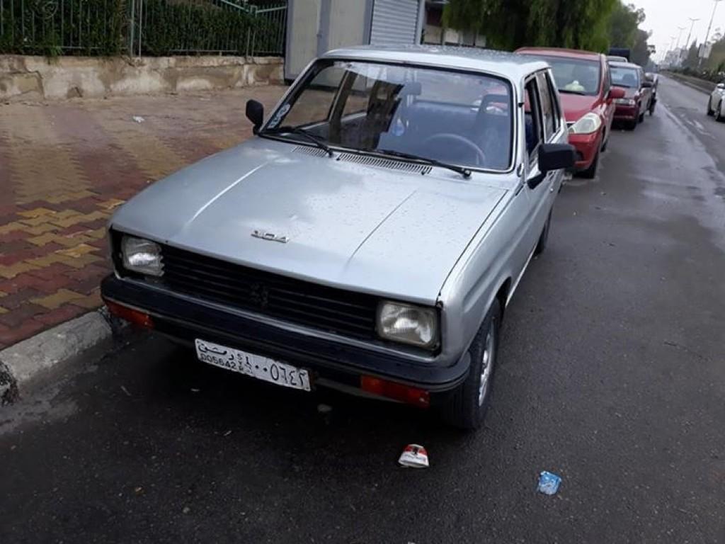 1976 بيجو 104