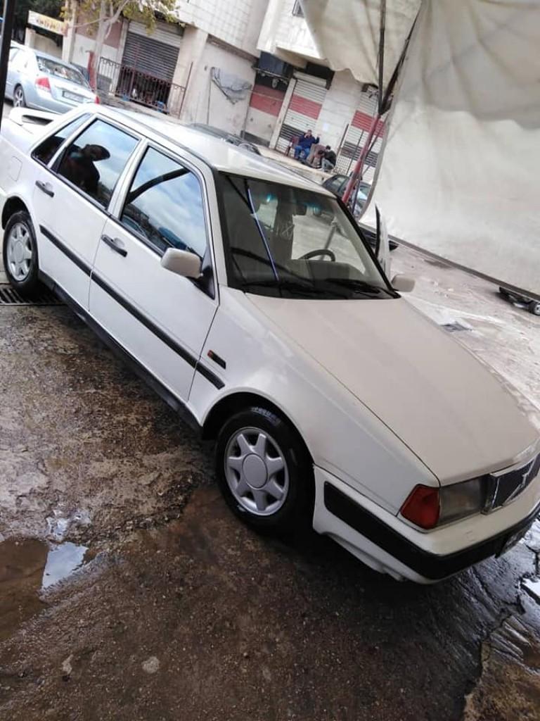 1993 فولفو 440/460