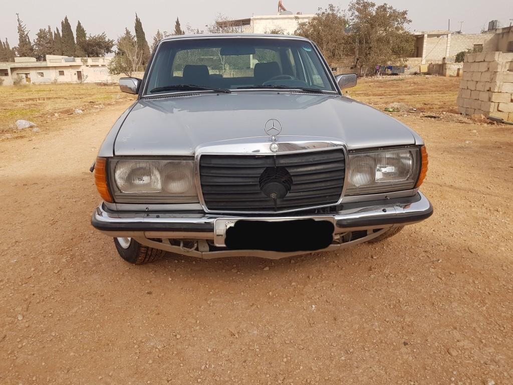 1984 مرسيدس 280