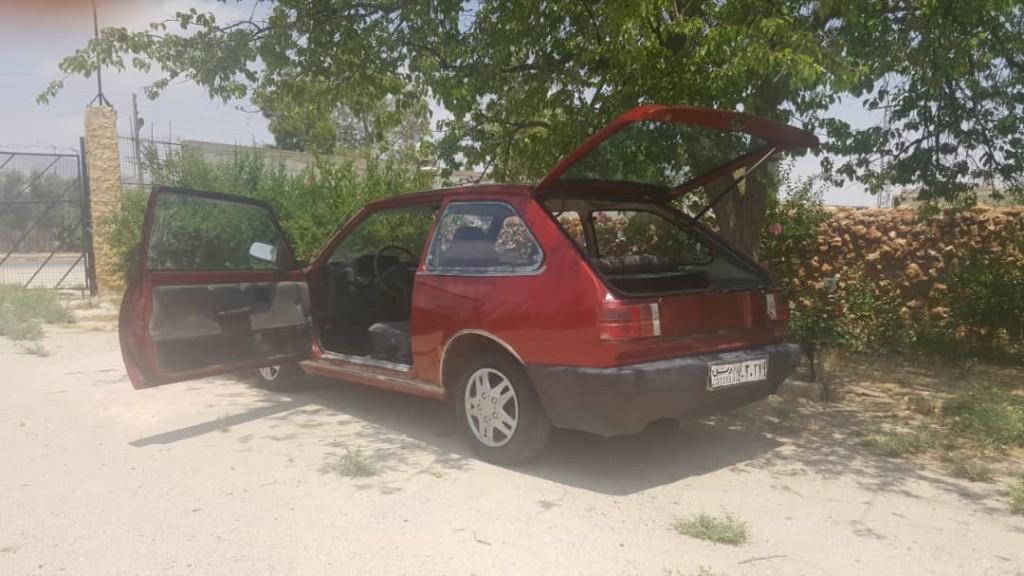 1977 مازدا  323