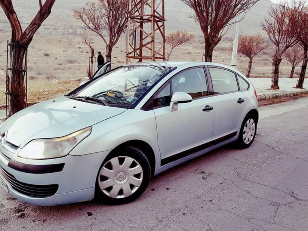 2005 سيتروين سي 4