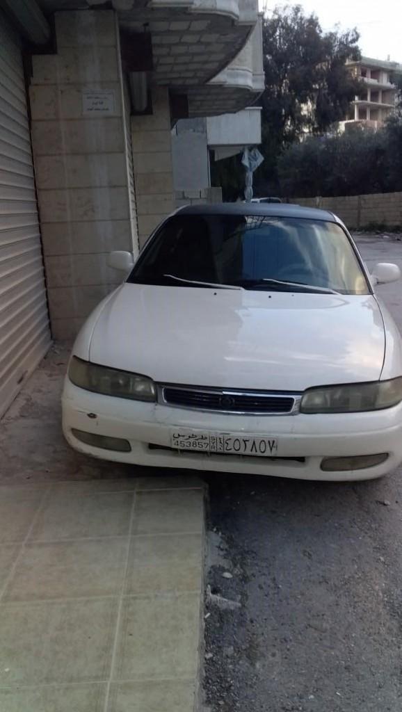 1993 مازدا  626