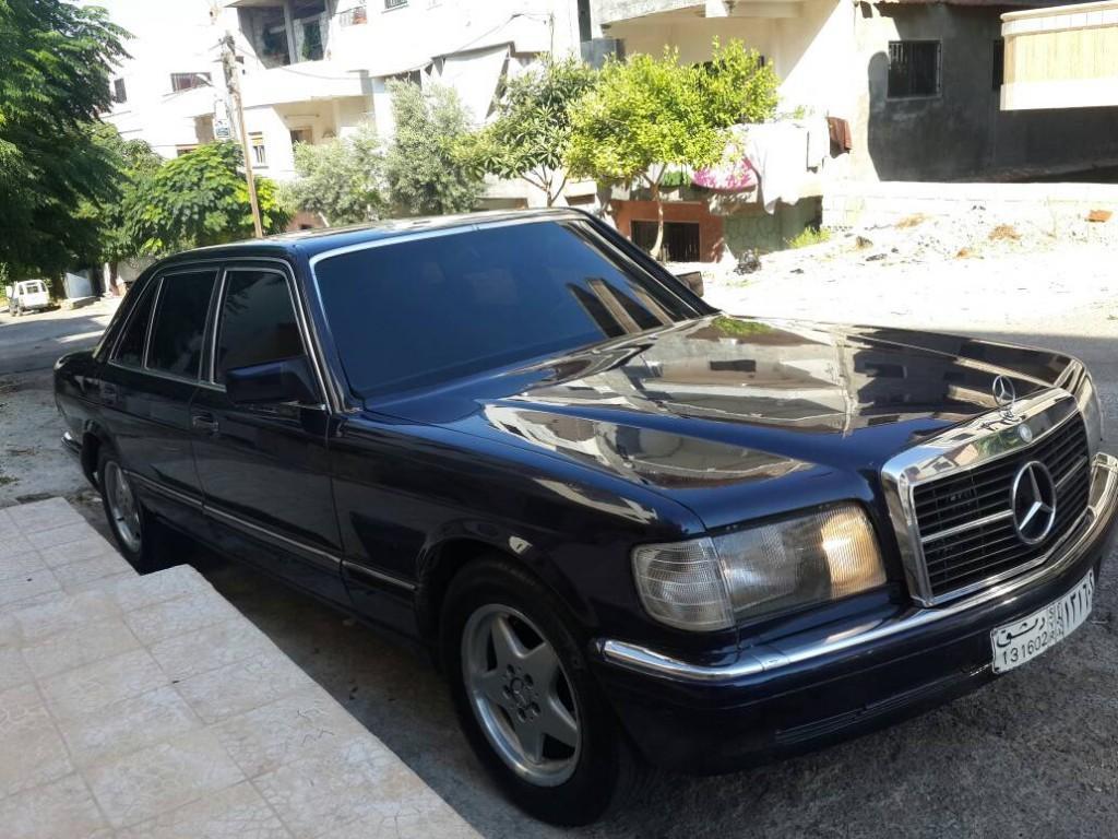 1984 مرسيدس 500