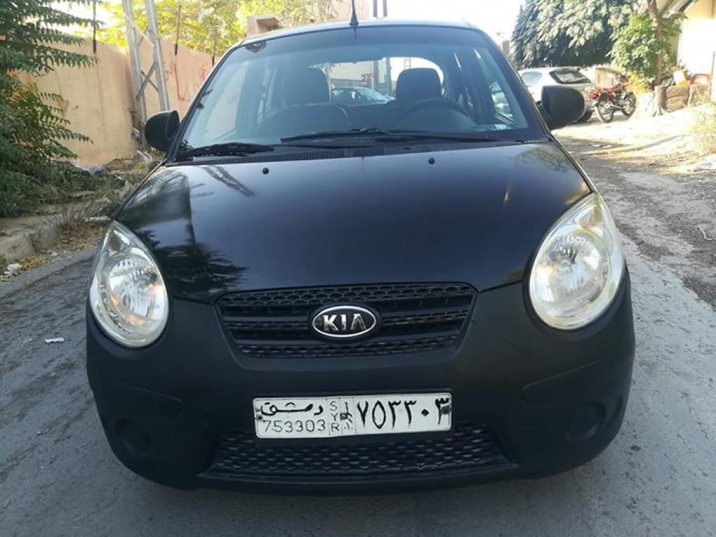2008 Kia Morning