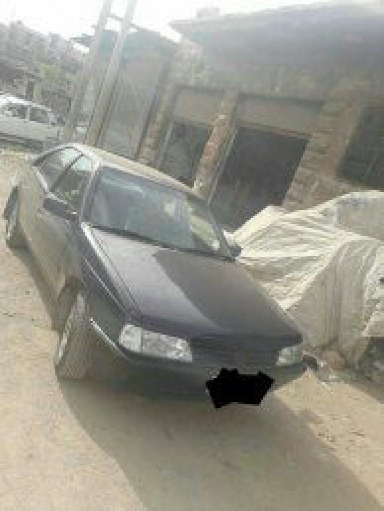 1993 Peugeot 405